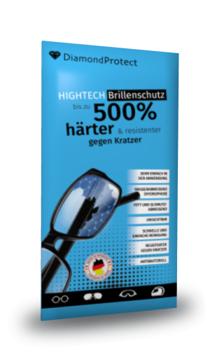 6x DiamondProtect - Brillenschutz