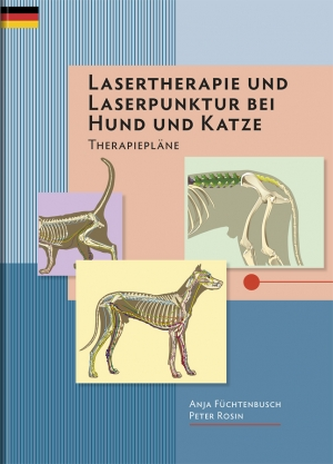 Lasertherapie und Laserpunktur bei Hund und Katze